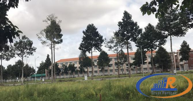 Bán nền đường số 35 KDC Ngân Thuận