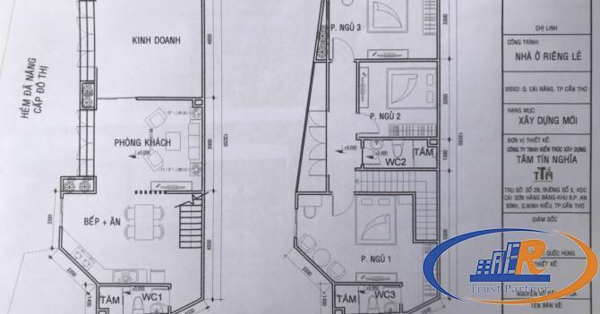 Bán nền thổ cư hẻm bờ kè Cầu Nhị Kiều, phường Thới Bình – GIÁ 2,350 TỶ - LH 0939 649 719 PHÚC