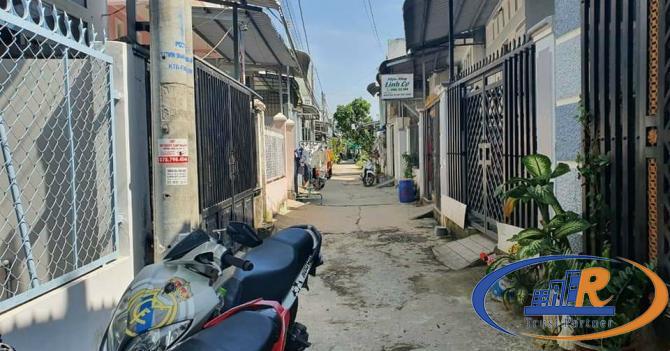 Bán nhà trệt 2 mặt tiền 70 m² ngay cầu Bà Bộ - Nguyễn Văn Linh- Giá 1,7 tỷ