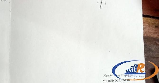 BÁN NHÀ TRỆT LẦU MẶT TIỀN ĐƯỜNG TRẦN VĨNH KIẾT – GIÁ 4,2 TỶ - Lh 0939 680 235  Hiếu