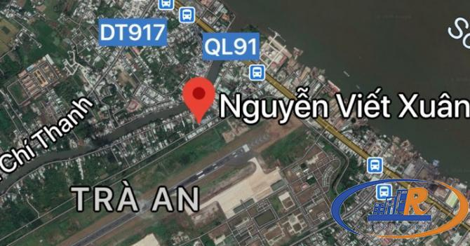 Giảm 100 triệu – Nền mặt tiền đường Nguyễn Viết Xuân – 200M2 – GIÁ 1,7 tỷ  - Lh 0939 680 23