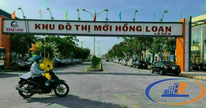 Nền số 49 D3 Hồng Loan  - DT: 5m x 16m = 80m2