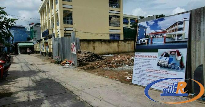 Sản phẩm mới lên sóng bán cặp nền thổ cư hẻm 534 đường 30/4 - 44m2 - cấp phép xây dựng - giá 1,85 t